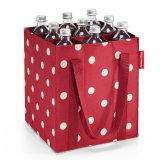 reisenthel 9er Bottlebag ruby dots
